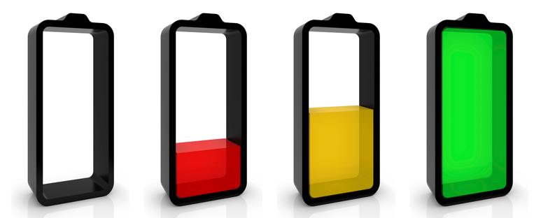 Effective ways of recharge