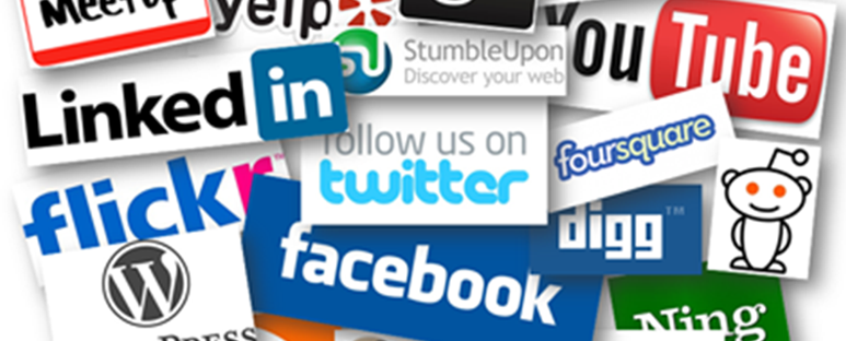 History and types of social media