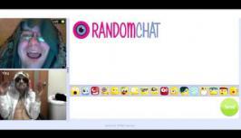 Grandfather - pervert. Video pranks on Randomchat.com